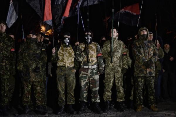 """В Одессе националисты вышли на марш в """"поддержку политзаключенных"""""""