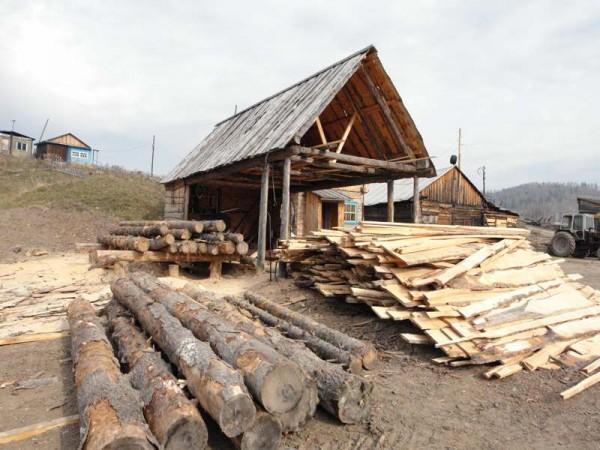 Оптимизация работы лесопилки