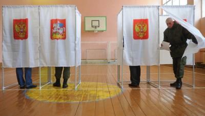 В единый день голосования россияне выбирают местную власть