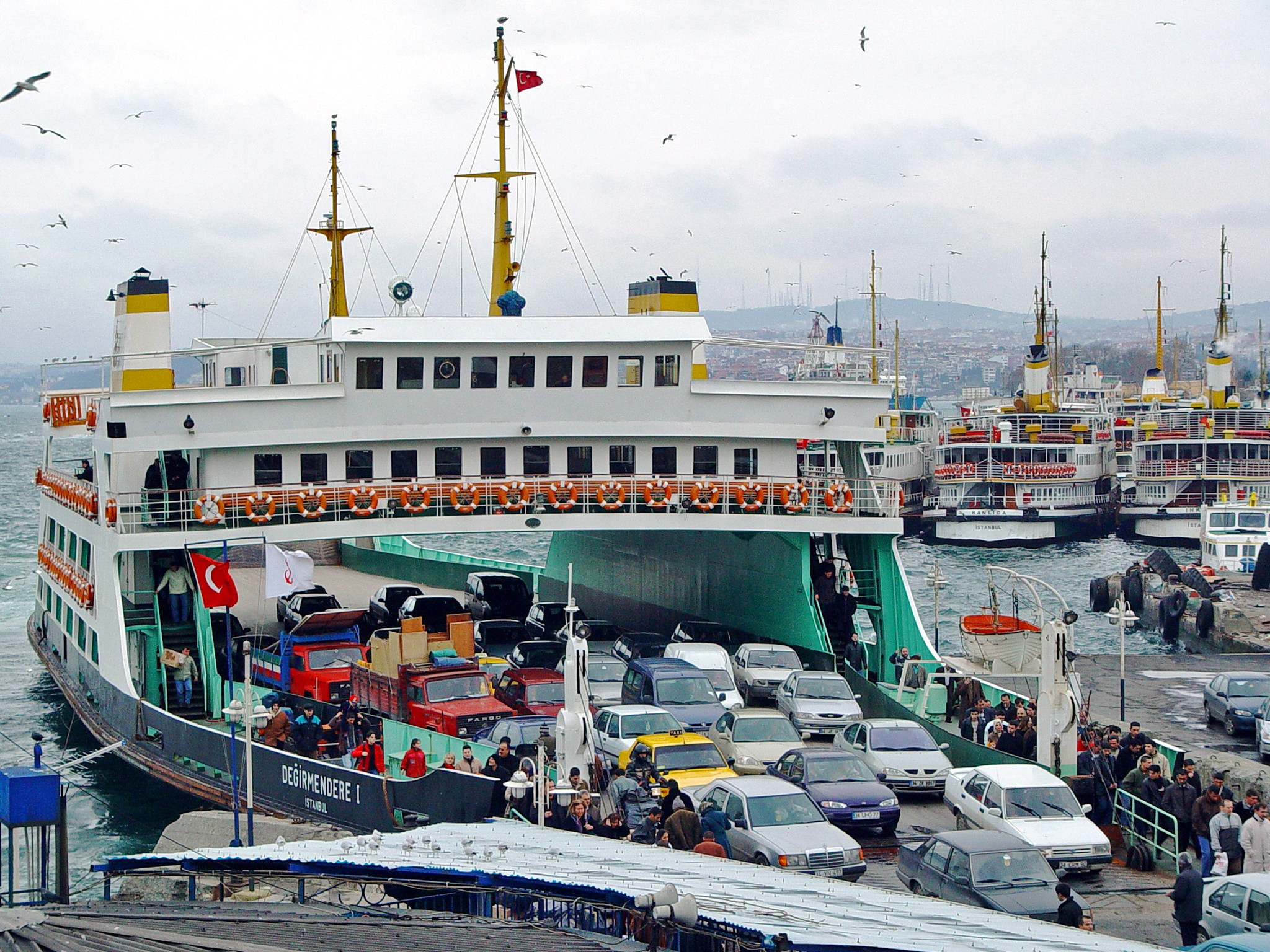 Россия строит «Паромный мост»: Достойный ответ Европе на санкции