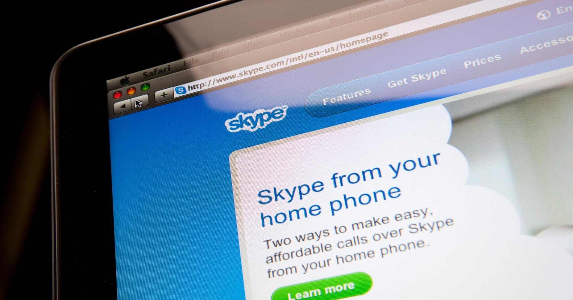 Пользователи Skype получили от Microsoft 20 бесплатных минут
