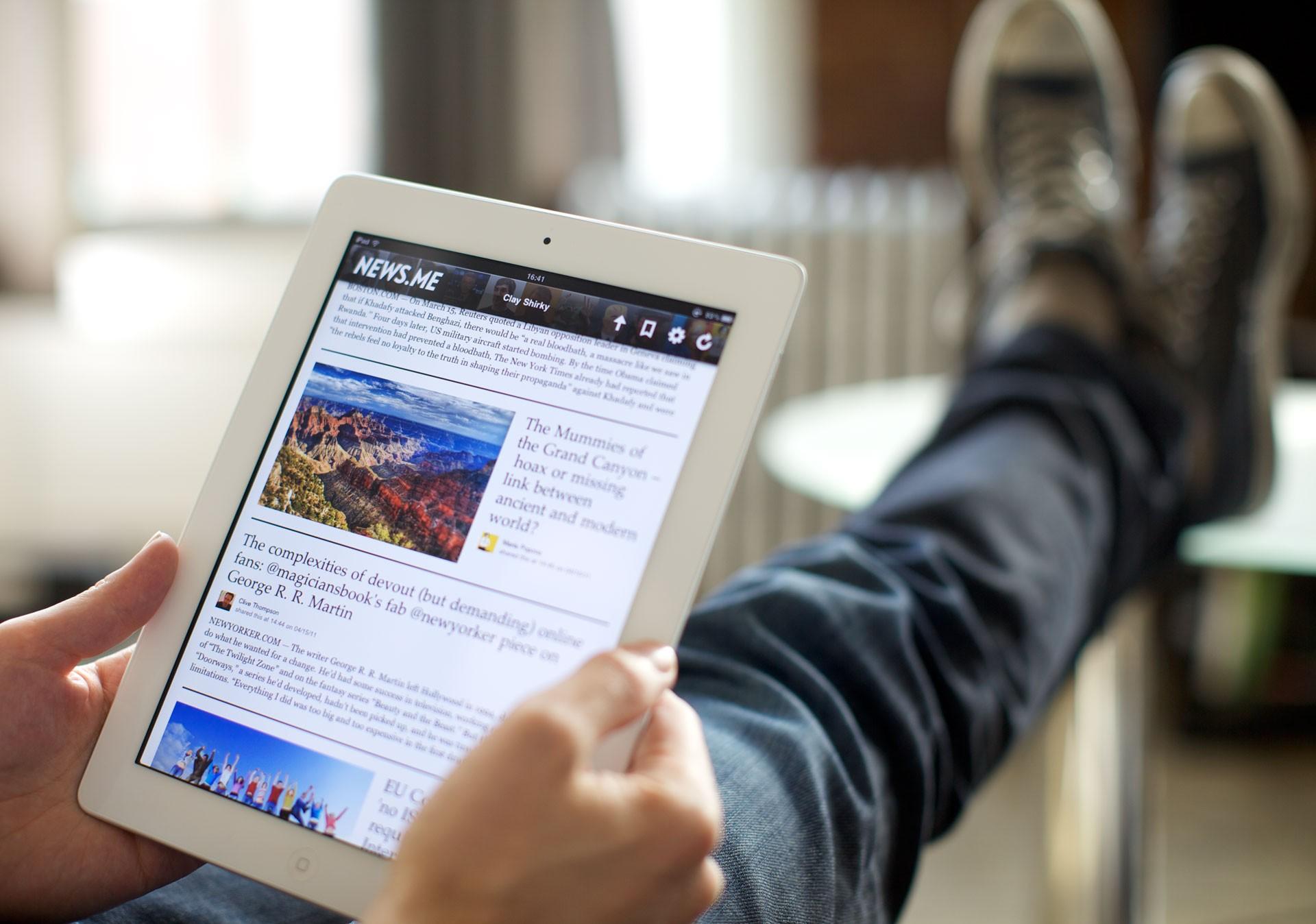 Apple заблокировала на территории Китая доступ к приложению Apple News