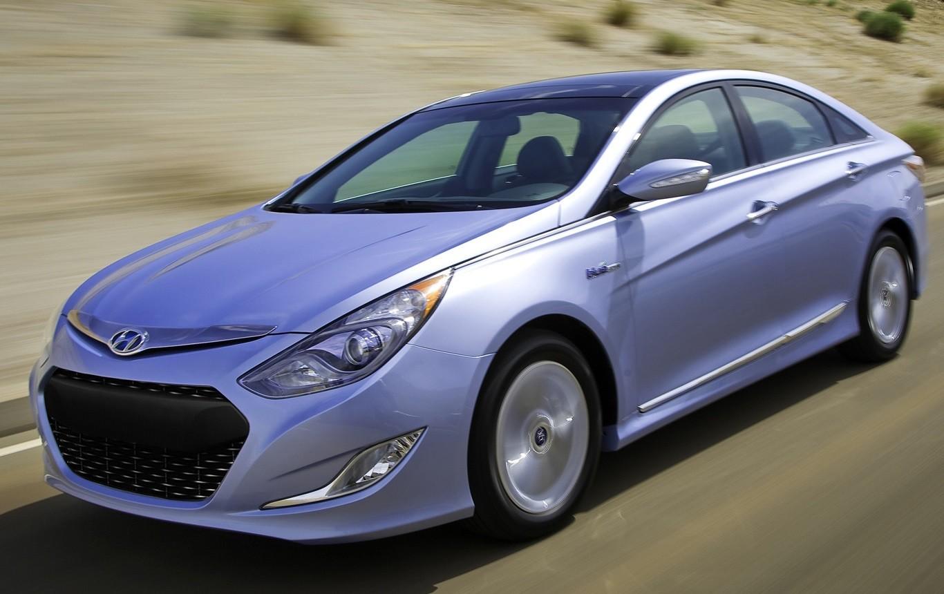 Huyndai представит свой первый электромобиль в 2016 году