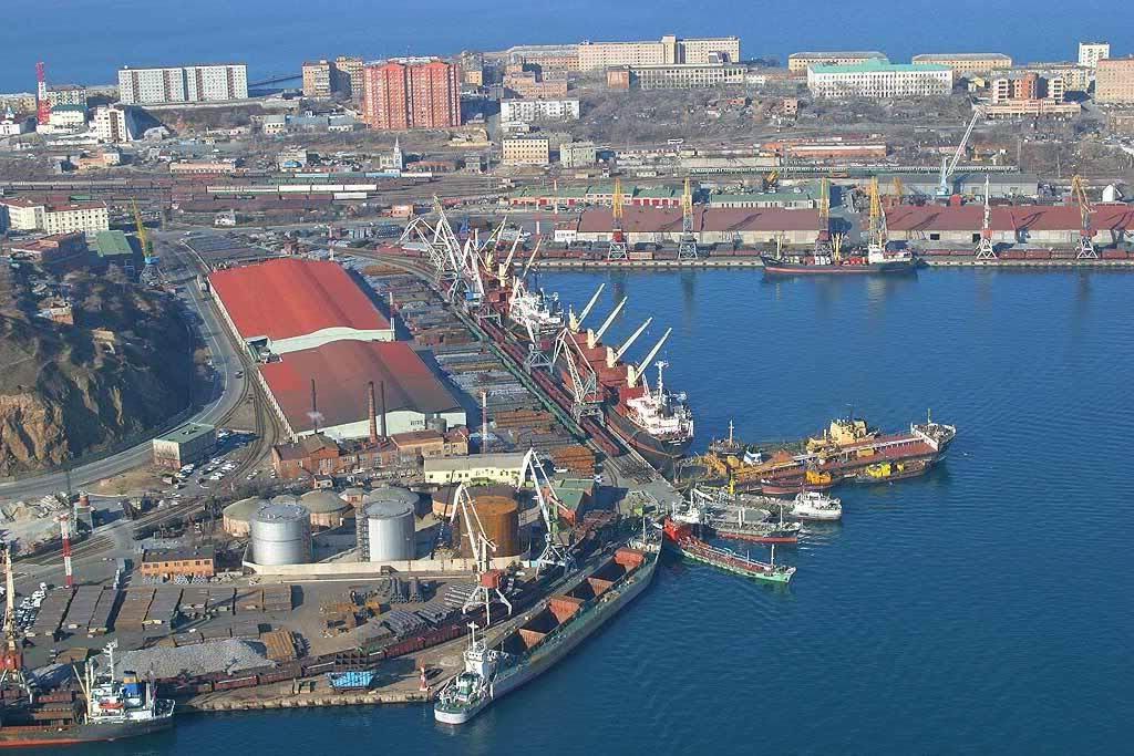 В порт Владивосток инвестируют 60 млрд рублей
