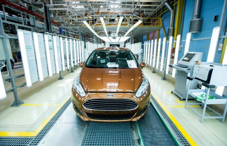 Фото:Новости Ford Fiesta fordforum