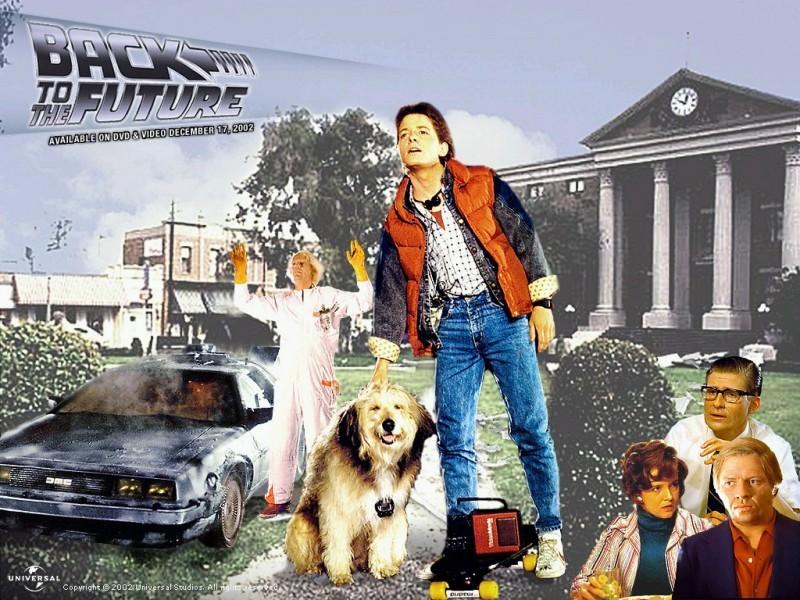 В столице покажут отреставрированную версию фильма «Назад вбудущее»