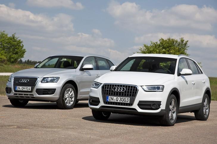Audi подготовила спецпредложение на покупку Q5 и Q3 в России