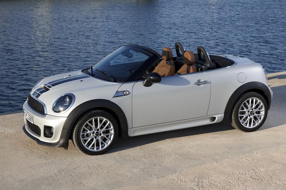 Mini презентует свой новый кабриолет на автошоу в Токио в конце октября