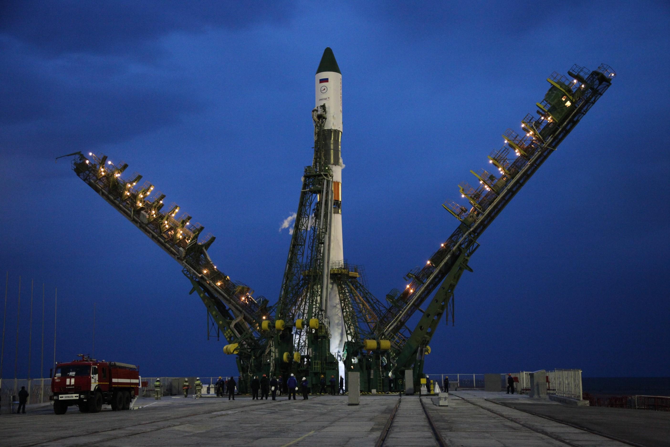 Триумфом  закончился  первый  этап тестов ракеты для полетов наМарс