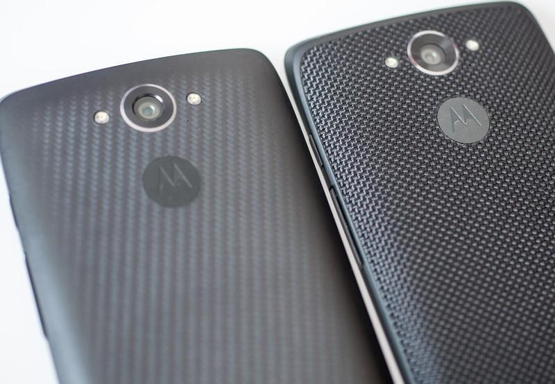 Motorola представила смартфон Droid Turbo 2 с небьющимся дисплеем