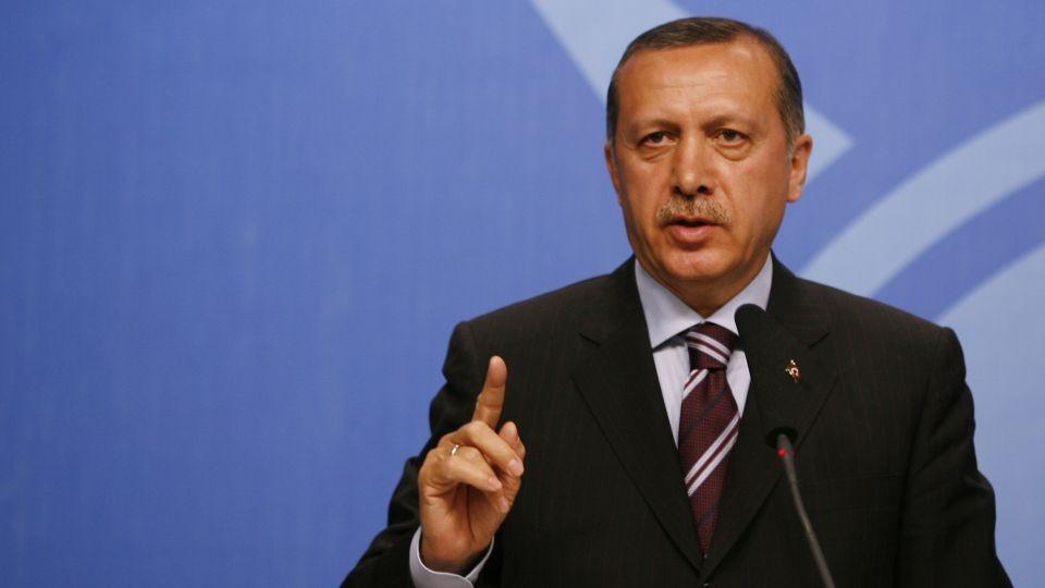 Президент Турции обвинил страны Запада в помощи террористов