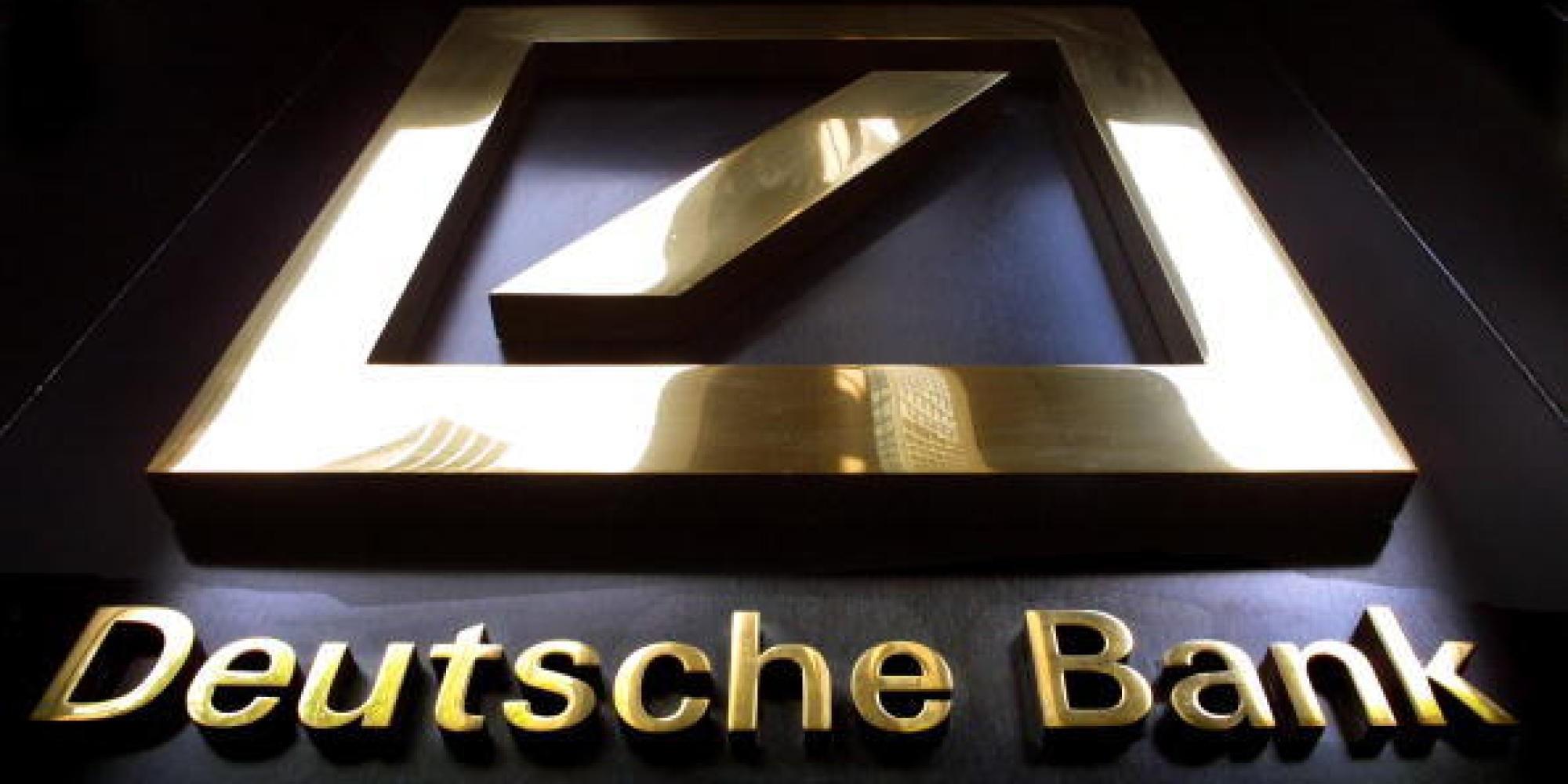 Deutsche Bank понес рекордный убыток в 6 млрд евро