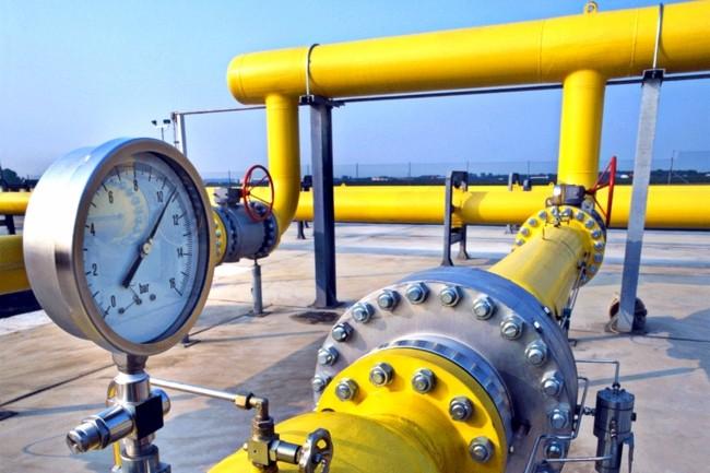 'Нафтогаз перечислил еще 64 млн долларов в качестве предоплаты за российский газ