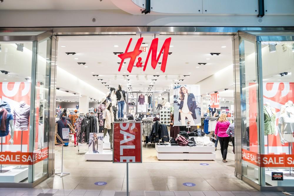 H&M открыл русский онлайн-магазин