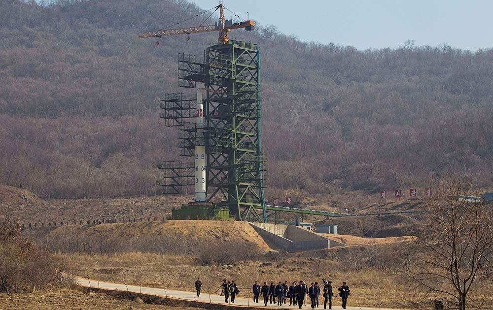 КНДР начала строить новый тоннель на ядерном полигоне Пангири