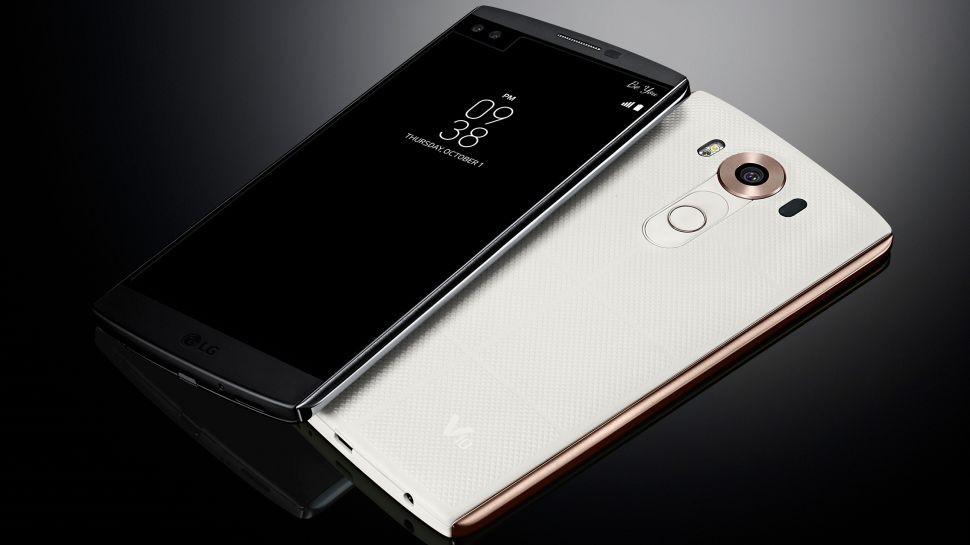 LG выпустил в продажу смартфон V10 с двумя дисплеями