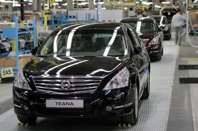 Nissan прекратил производство Teana и начал сборку Qashqai в России