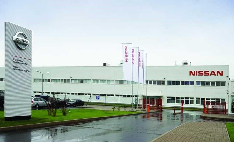 Nissan планирует сокращение на заводе в Санкт-Петербурге