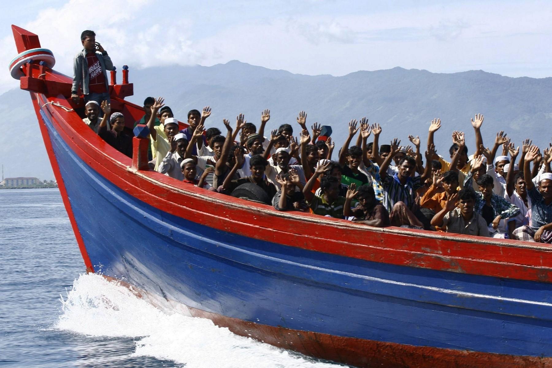 Австралия планирует посылать незаконных мигрантов вКиргизию