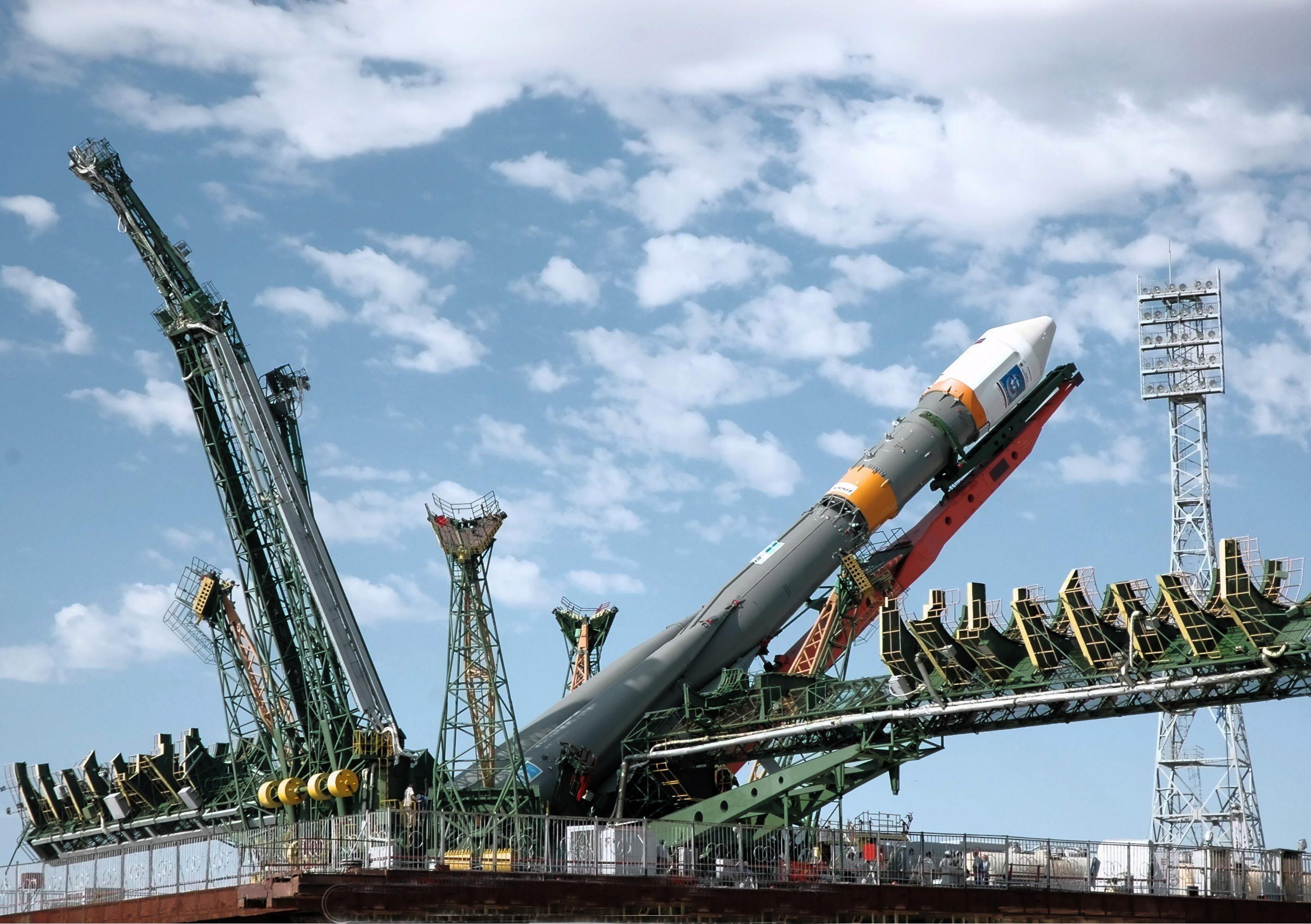 Испытания на космодроме Восточный стартуют через две недели