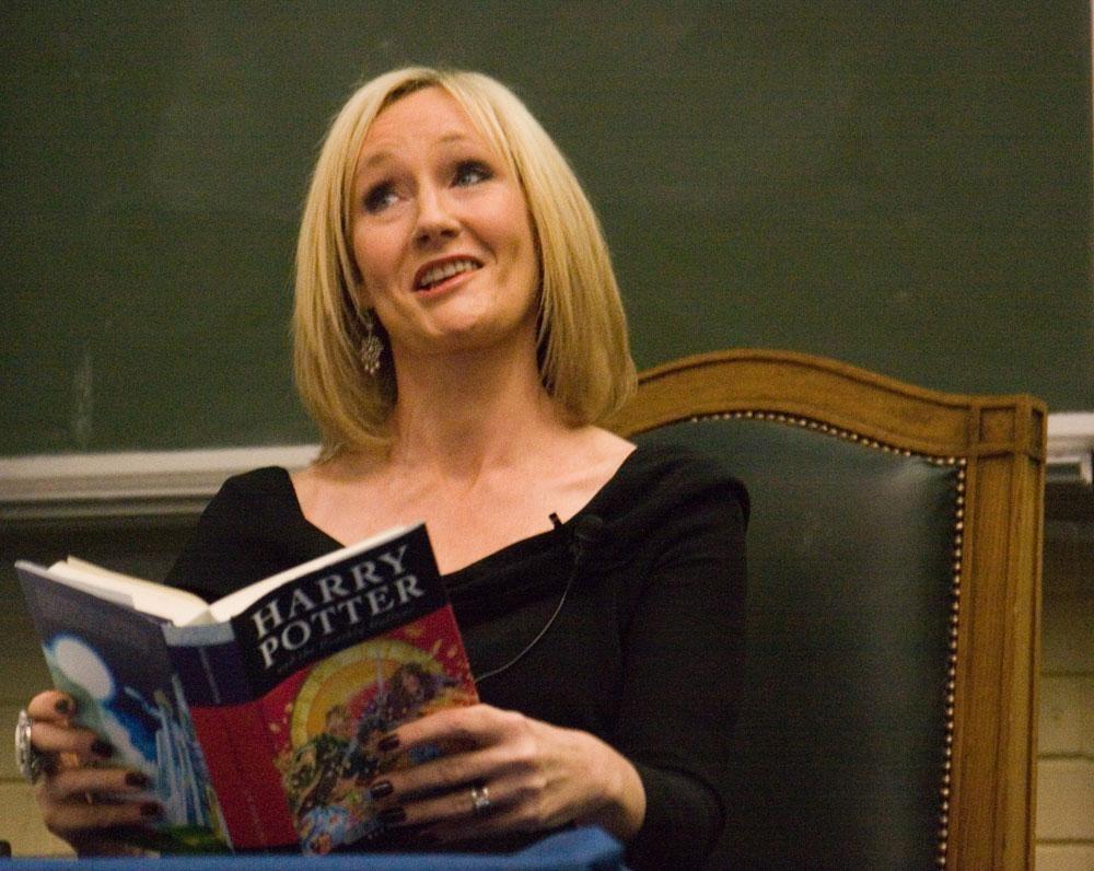 Джоан Роулинг напишет новую книгу для детей