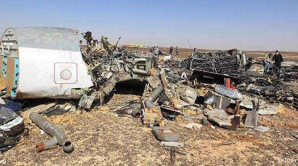 Египетские власти нашли причину крушения самолета