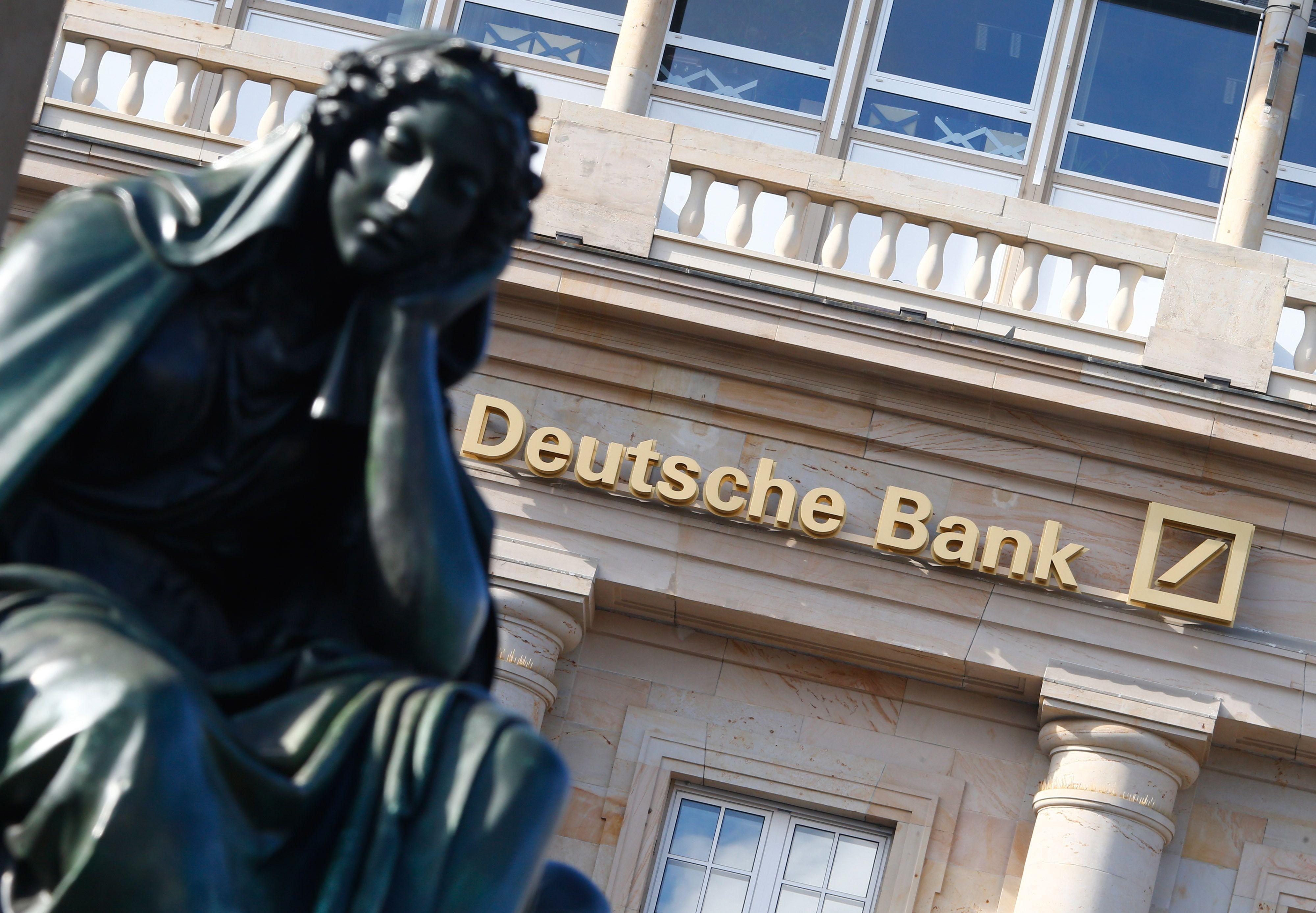 США оштрафовали Deutsche Bank на $200 млн за нарушения санкций против Ирана и Сирии