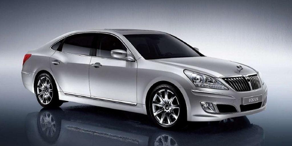 Hyundai запускает новую линейку премиальных автомобилей – Genesis