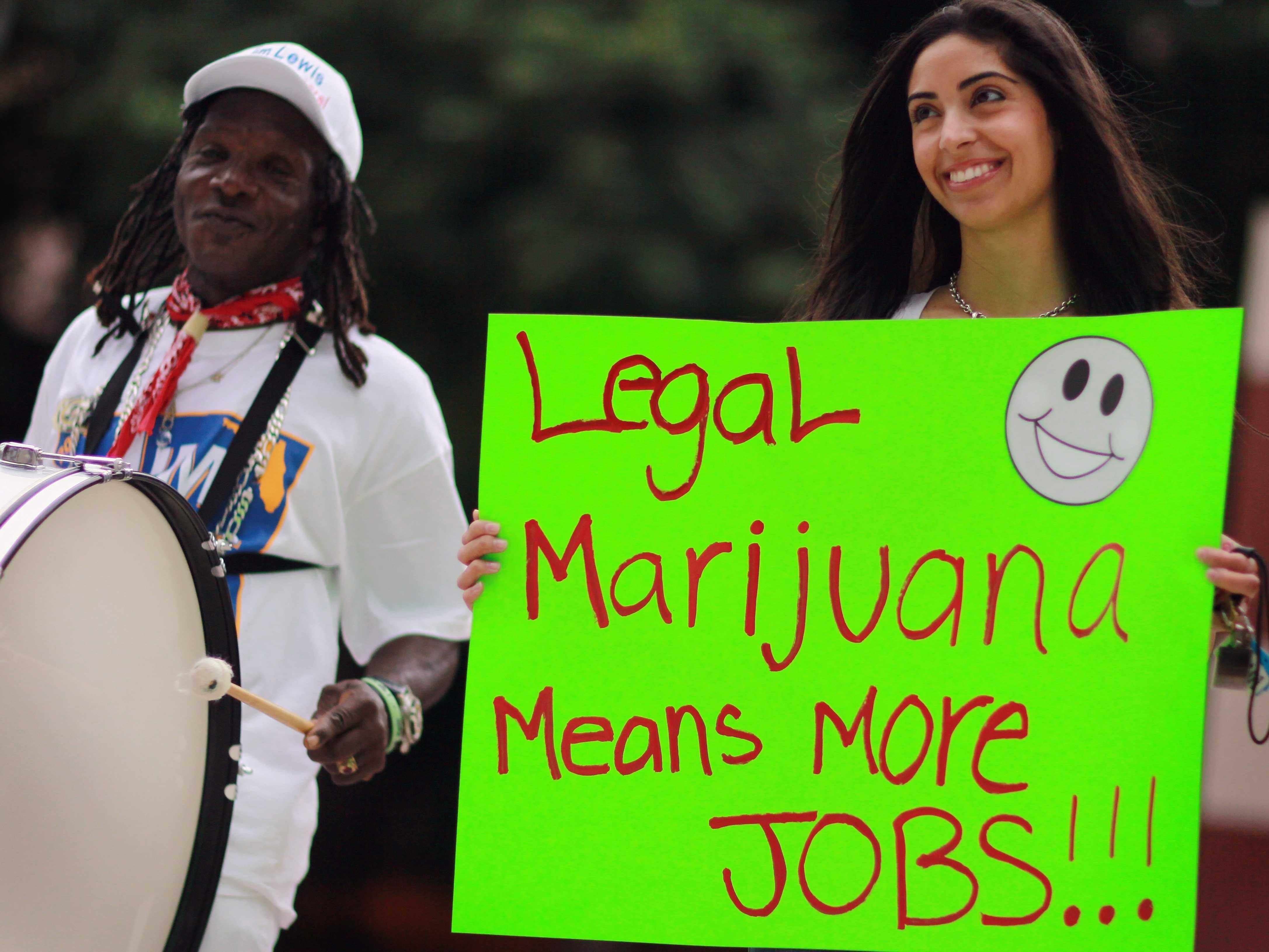 ВМексике одобрили личное потребление марихуаны