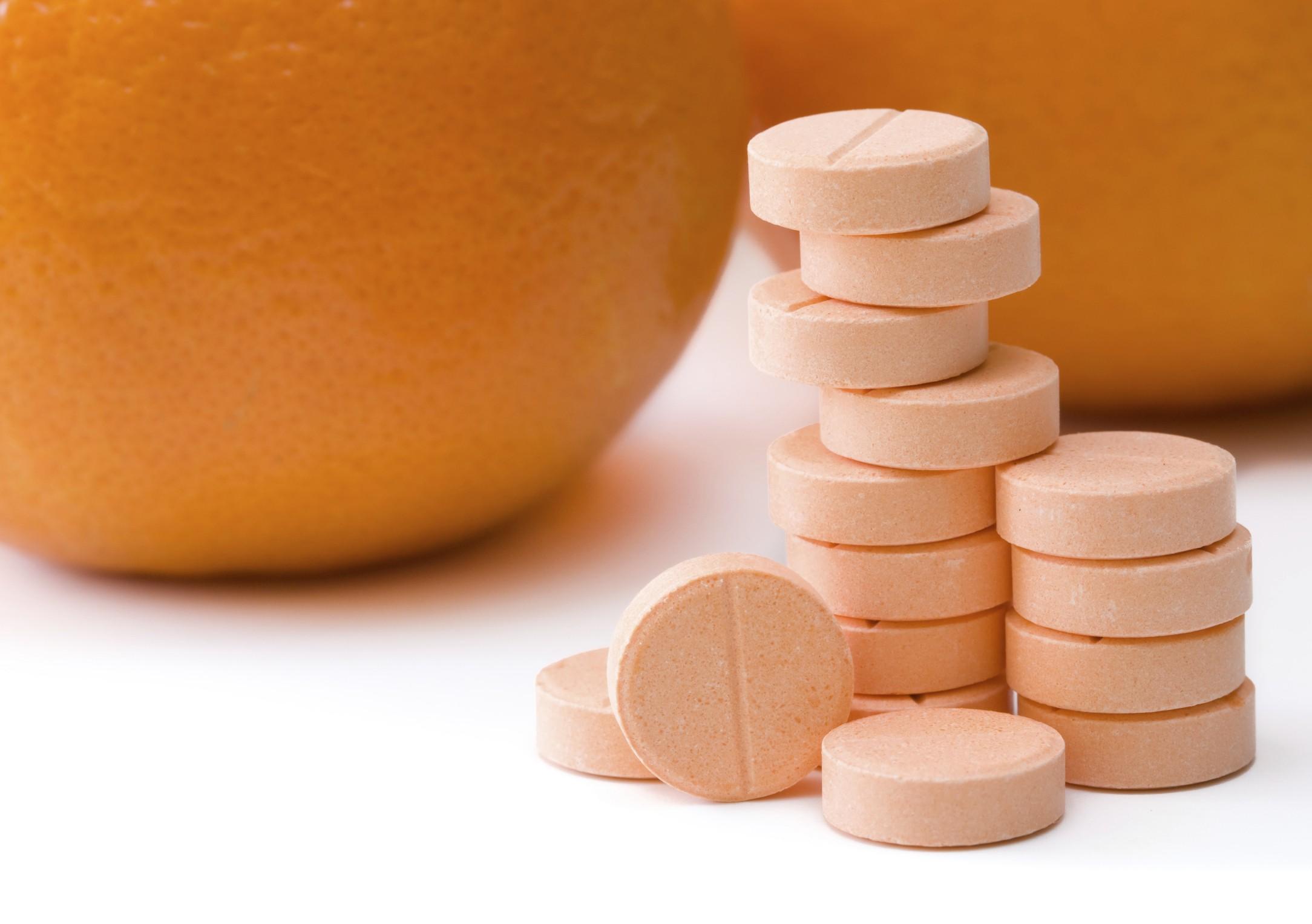 Витамин С может стать эффективным средством от рака кишечника