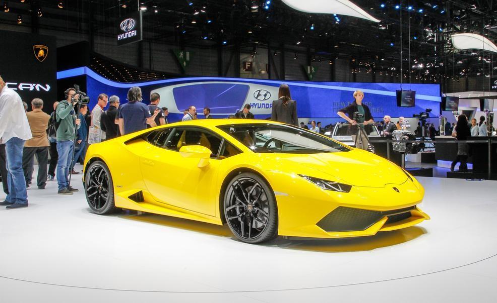 Lamborghini обновил суперкар Huracan