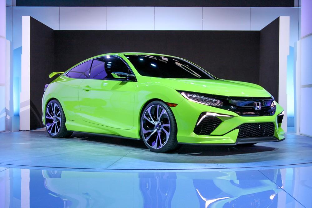Продажа Honda Civic десятого поколения начинается в США