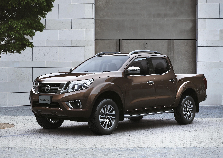 Nissan рассказал о новом пикапе NP300 Navara