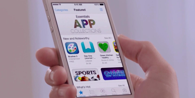 Apple улучшила метод  поиска вApp Store