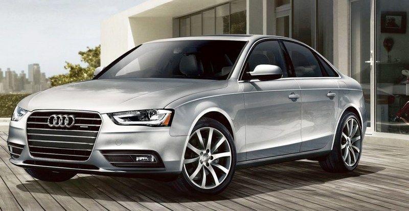 Audi озвучил цены на новое поколение седана A4 в России