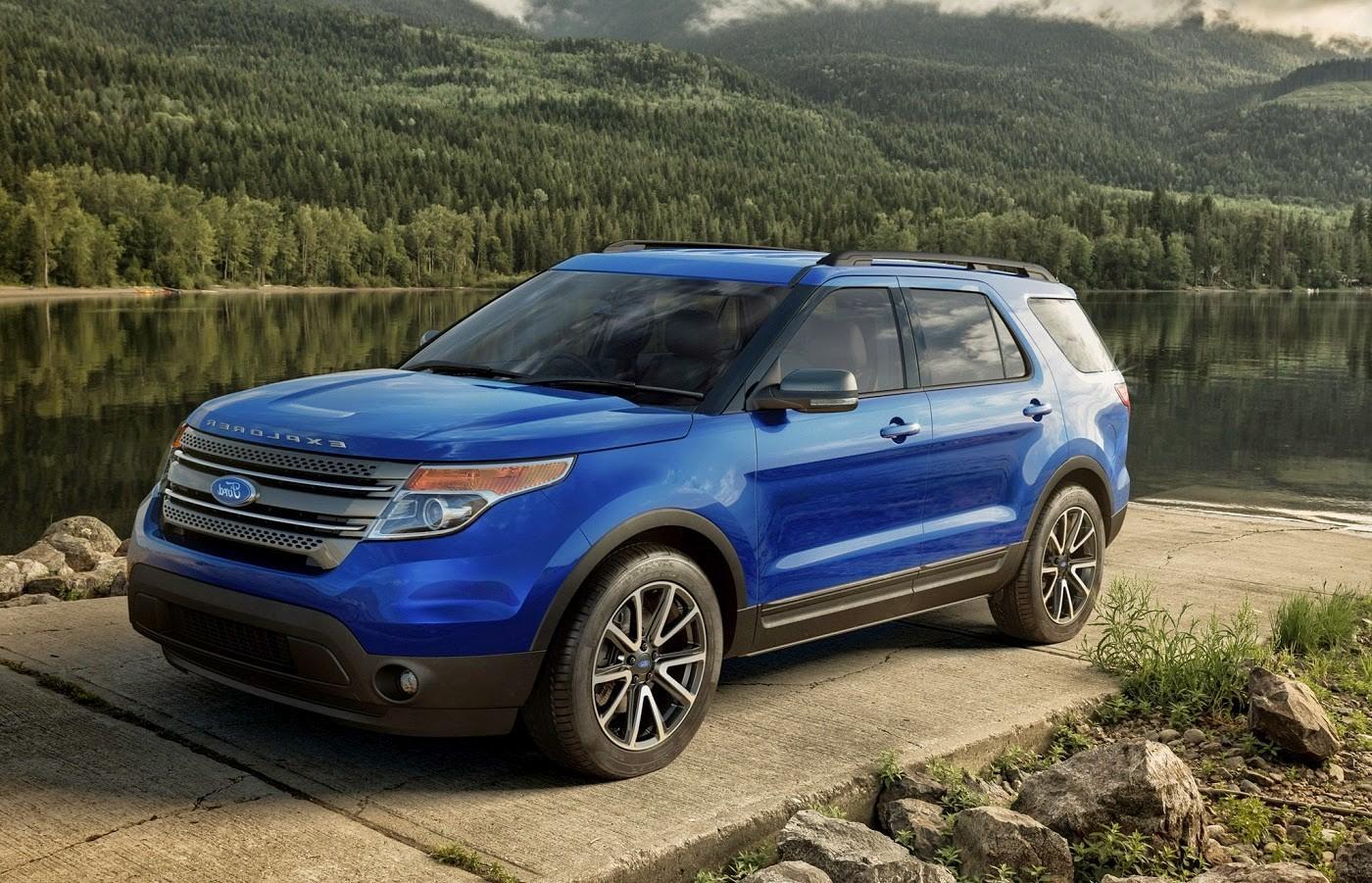 Ford начал продажи нового Explorer на рынке России