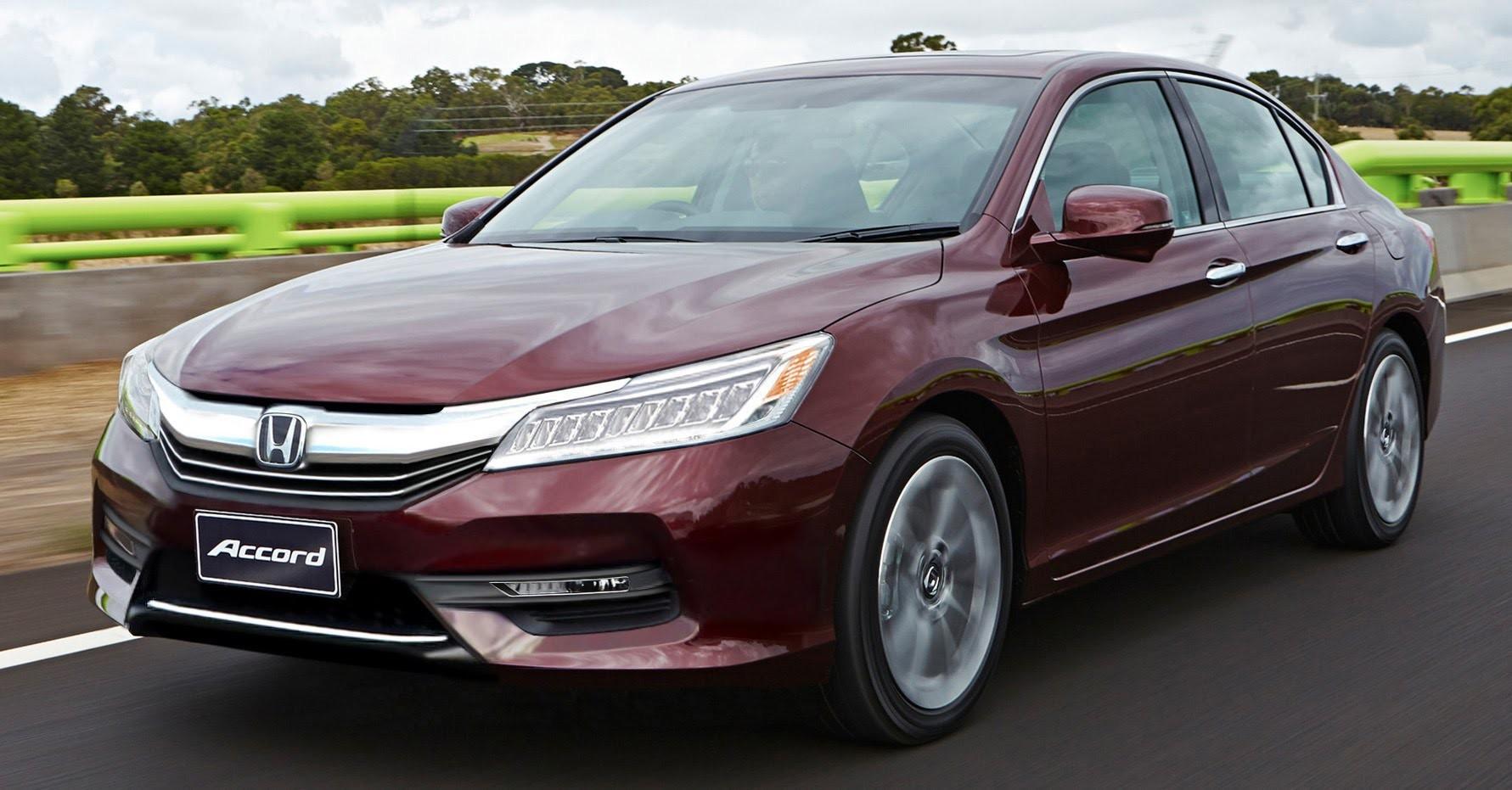 Honda Accord является одним из лучших автомобилей на рынке США