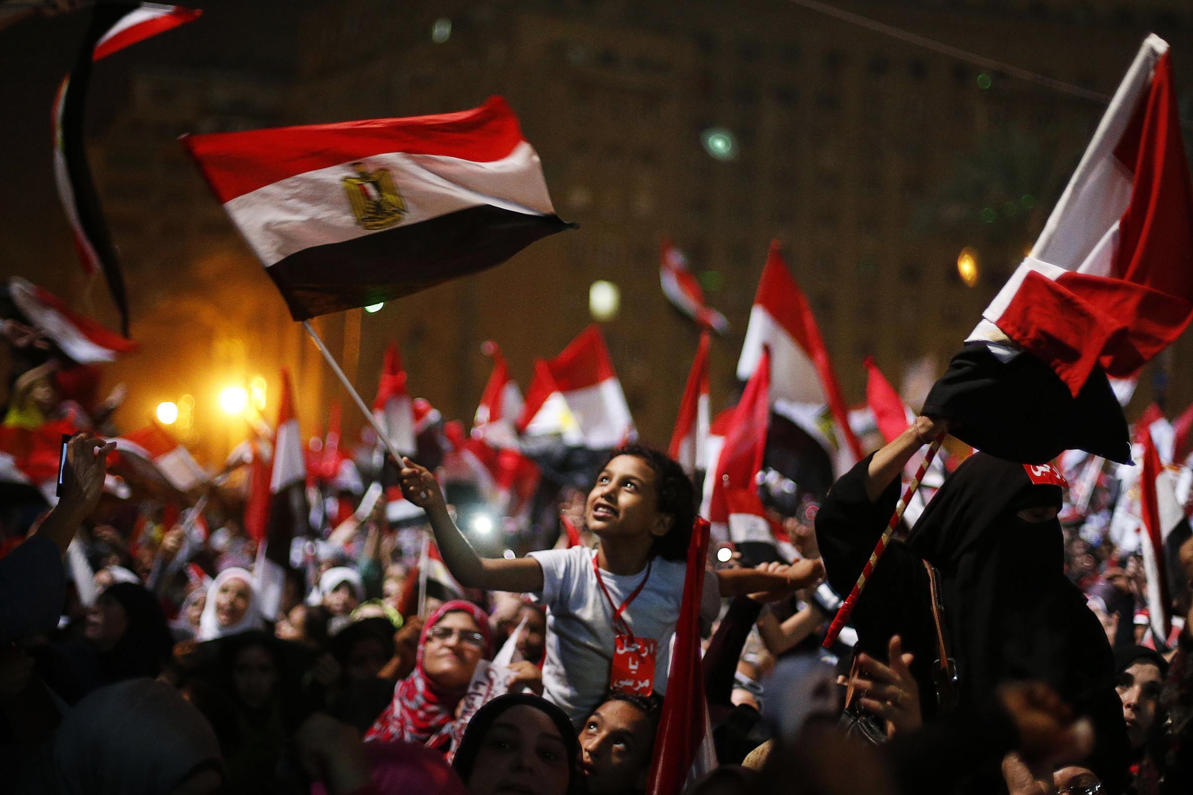 Второй тур парламентских выборов начался в Египте