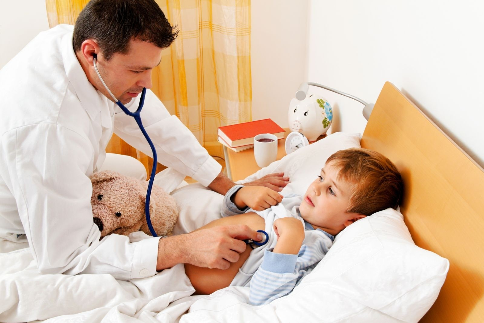 Ученые Рак может грозить всем детям