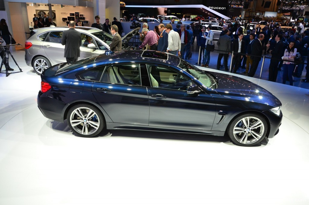 Через 4 года состоится премьера BMW 2 Series Gran Coupe нового поколения