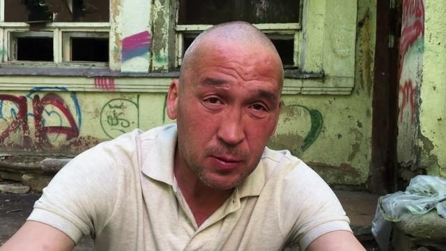Женя якут бомж блоггер умер