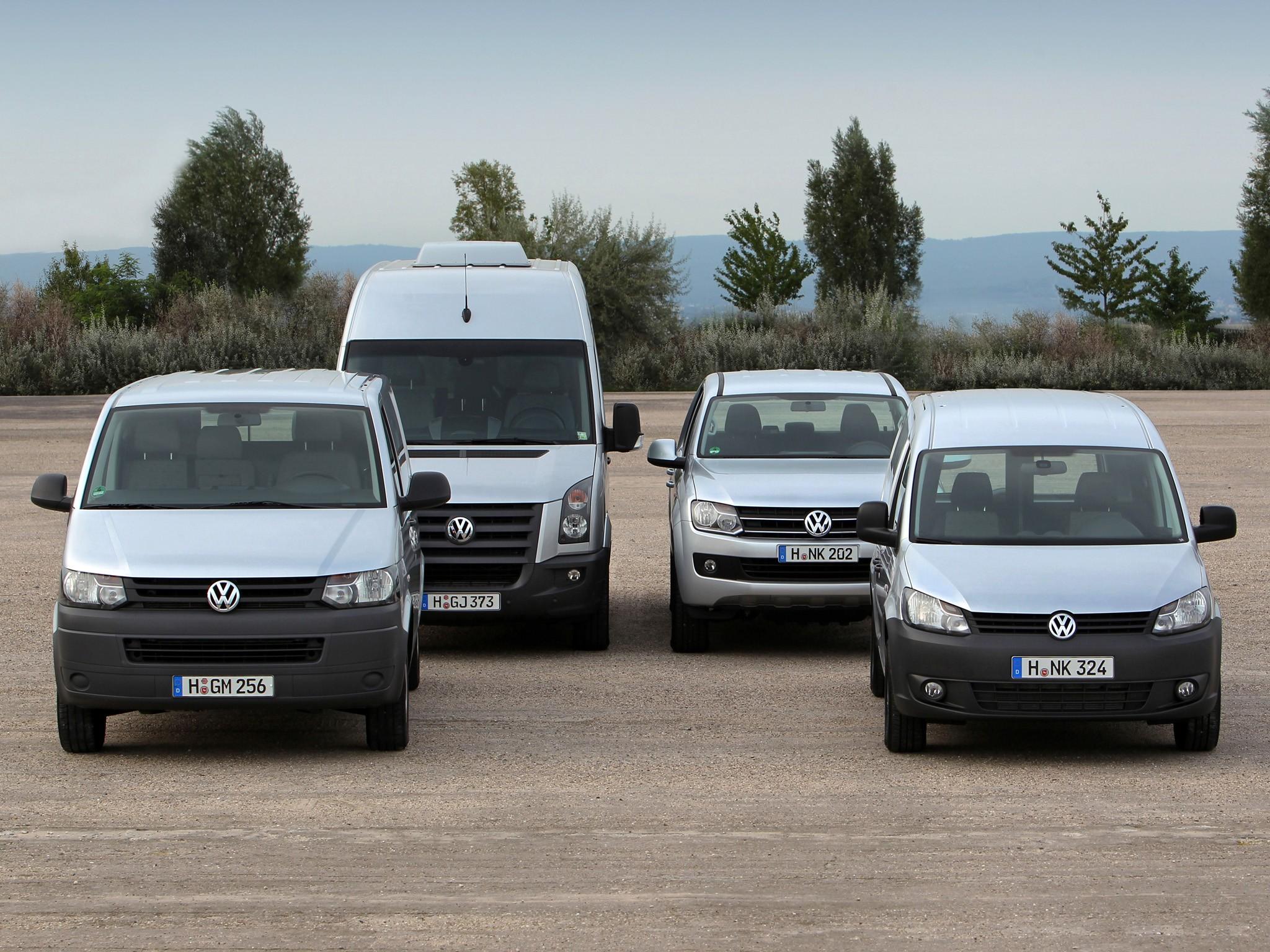 За октябрь продажи машин в сегменте LCV на рынке Европы выросли на 6,6