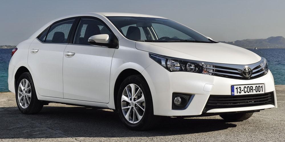 Без Toyota Corolla может остаться Россия
