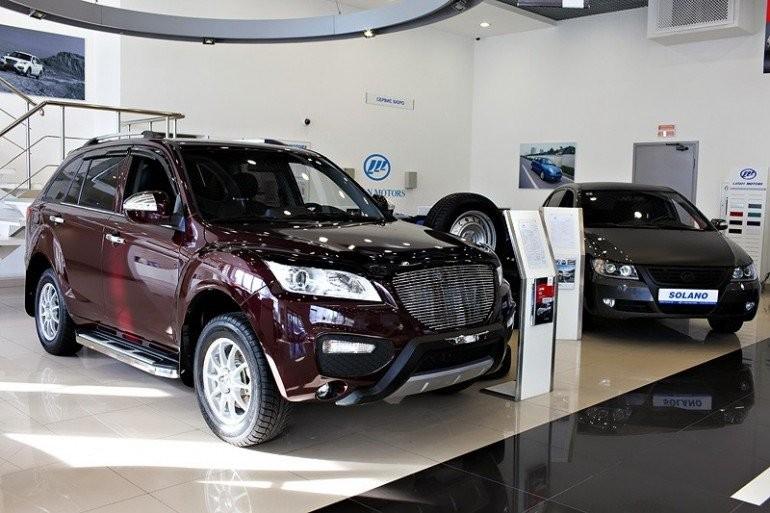 На автомобильном рынке РФ могут остаться 5 брендов изКитая