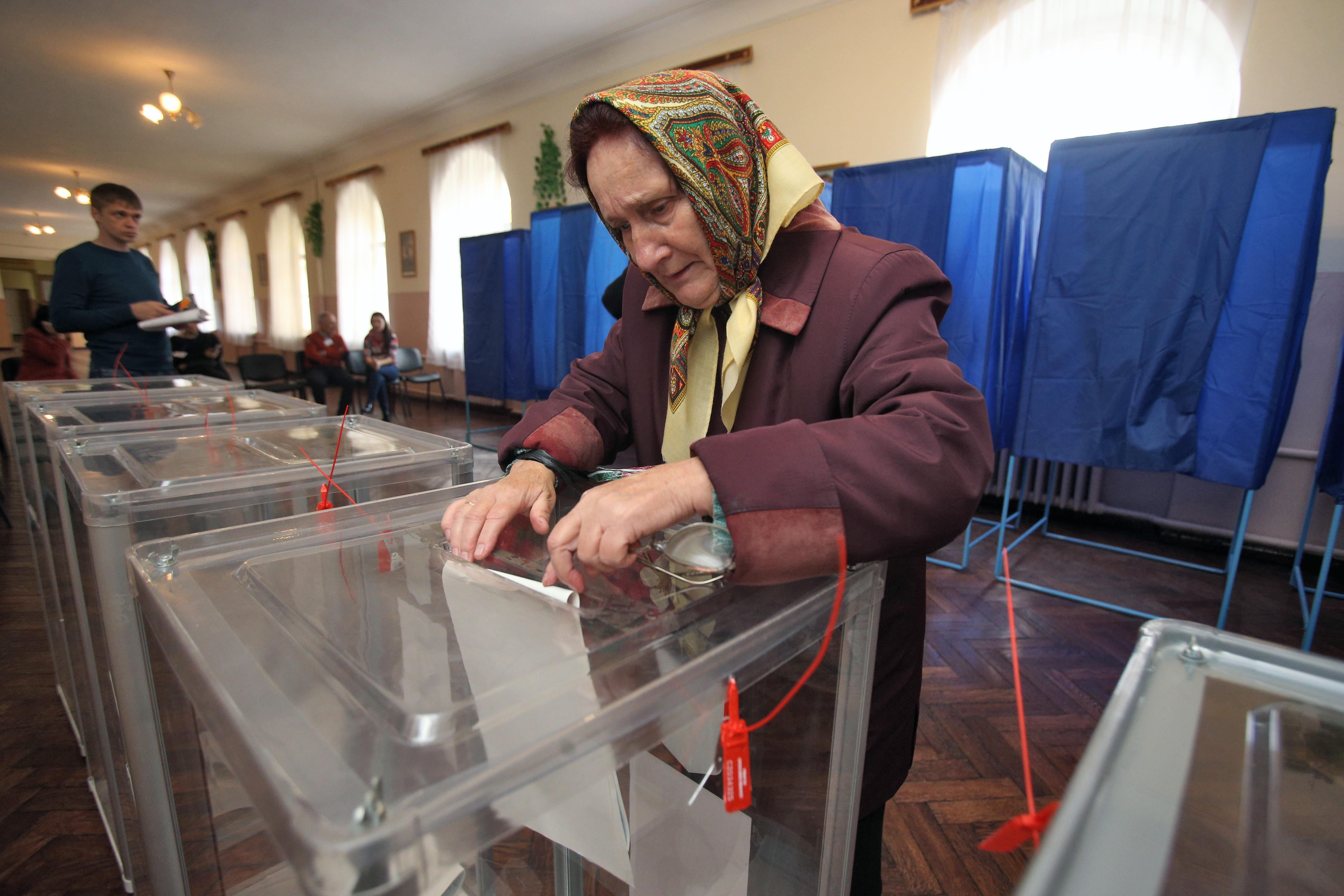 ВПриднестровье начались выборы впарламент и здешние органы власти