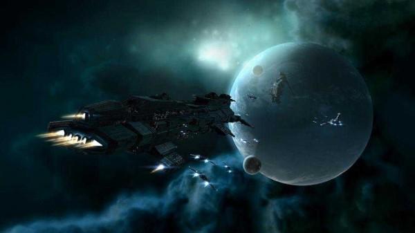 космический корабль НЛО  № 3970609  скачать