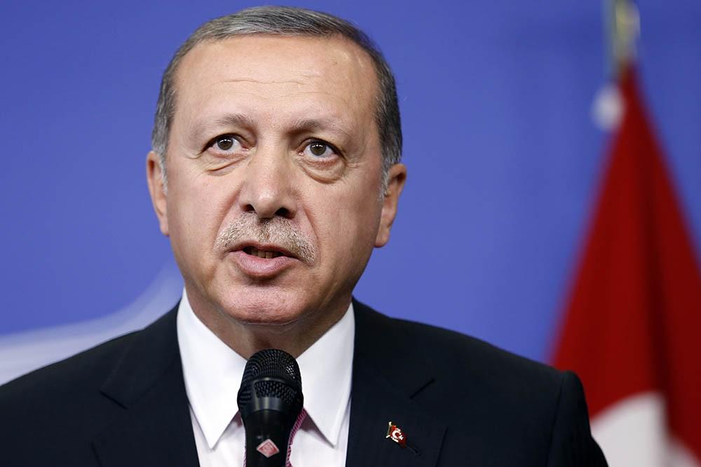 Эрдоган уйдёт вотставку, если нефтебизнесИГ сТурцией подтвердится