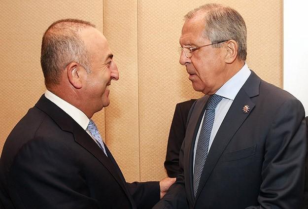 В Белграде завершилась встреча МИД РФ Лаврова с МИД Турции Чавушоглу
