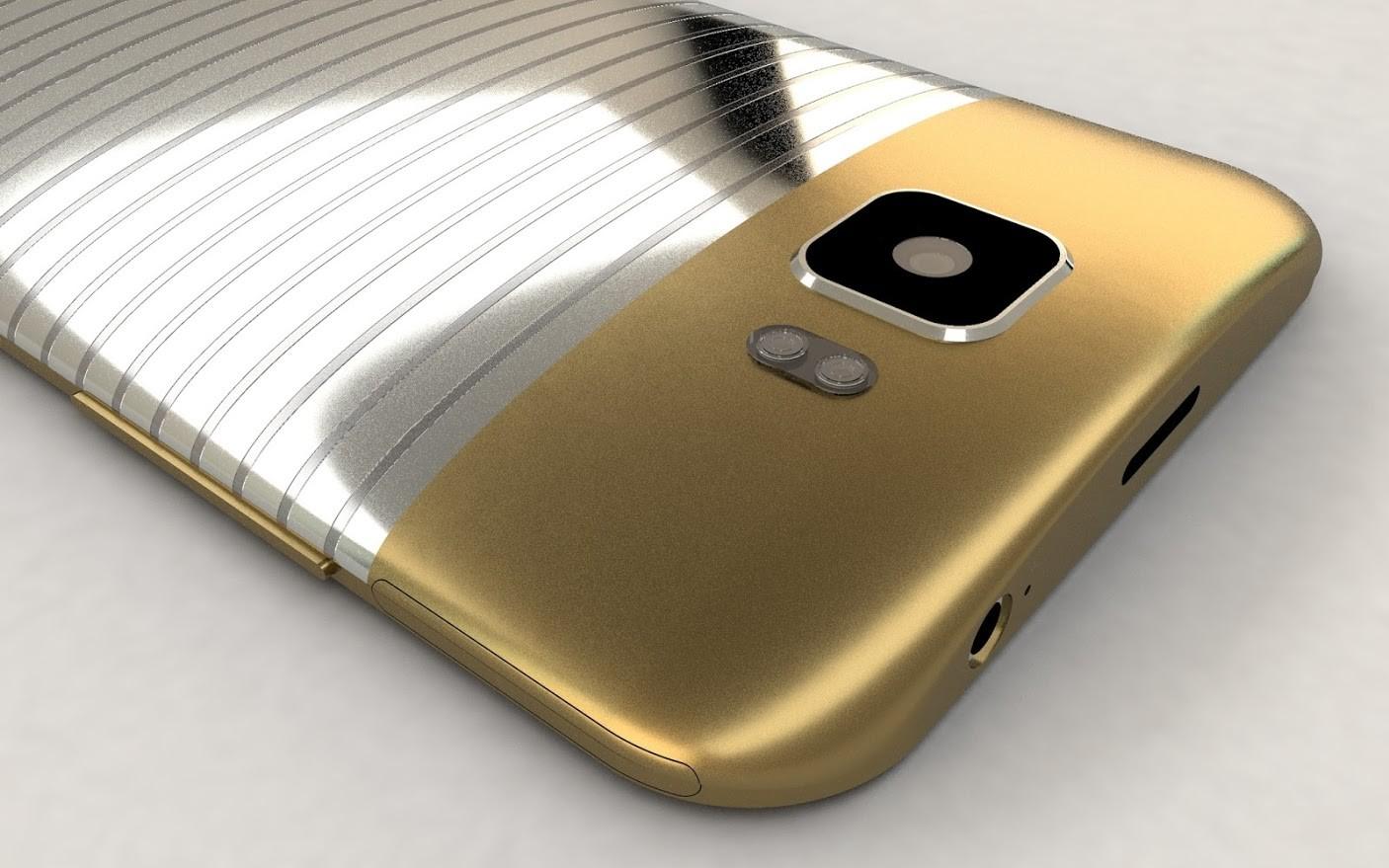 В Сеть попали рендеры смартфонов Samsung Galaxy S7 и S7 Plus
