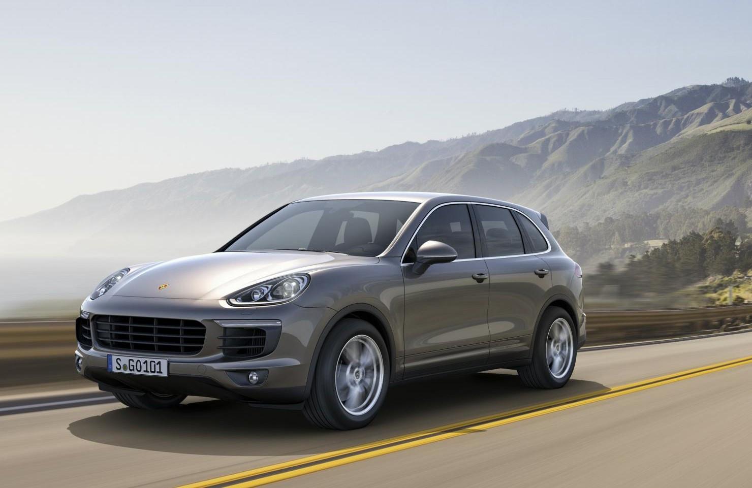 Продажи Porsche в 2015 году достигли рекордного значения в 200 тысяч авто